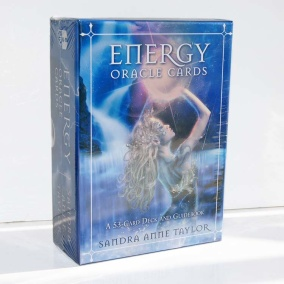 Energy Oracle Cards av Sandra Anne Taylor - In English