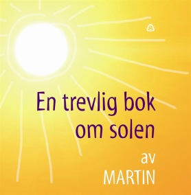 En trevlig bok om solen  av Martin - På Svenska