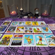 30 minute Tarot Reading, 1-2 situations/3 question - Pre-Recorded Video Reading