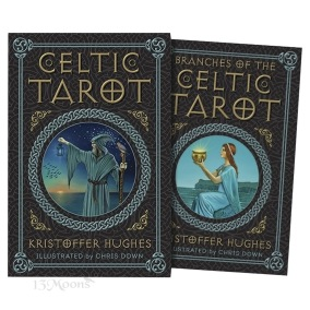 Celtic Tarot - Kristoffer Hughes, Chris Down - In English