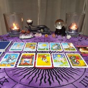 20 minute Tarot Reading, 1 situation/2 question - Pre-Recorded Video Reading