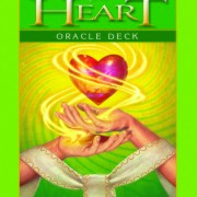 The Psychic Tarot for the Heart Oracle Deck  A 65-card Deck and Guidebook by John Holland