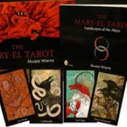 The Mary-el Tarot  av Marie White