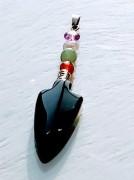 Arrowhead pendant black onyx agate