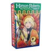 The Hanson Robert Tarot deck by Mary Hanson-Roberts