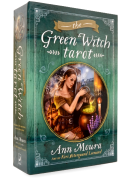 The Green Witch Tarot  by Ann Moura, Kiri Ostergaard Leonard