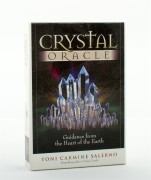 Crystal Oracle  Guidance from the Heart of the Earth Book and Oracle Card Set by Toni C Salerno, Toni Carmine Salerno