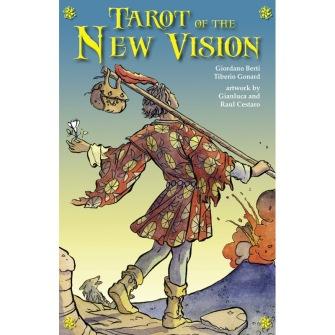 Tarot of The New Vision by Pietro Alligo, Giordano Berti & Tiberio Gonard - Paperback Book