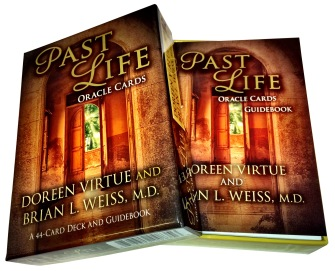 Past Life Oracle Cards: A 44-Card Deck and Guidebook  av Doreen Virtue, Brian L. Weiss - In English