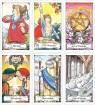 Hanson Roberts Tarot with book by Rosalind Simmons