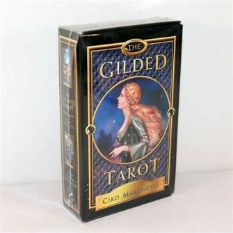 Gilded Tarot by Ciro Marchetti - Deck