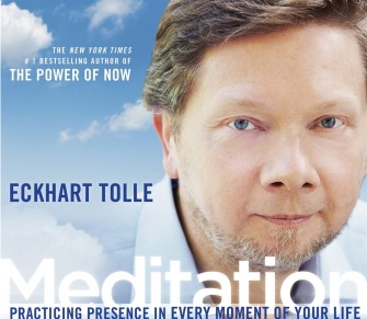 Eckhart Tolle - CD-Audio, Meditation  Practicing Presence in Every Moment of Your Life - In English