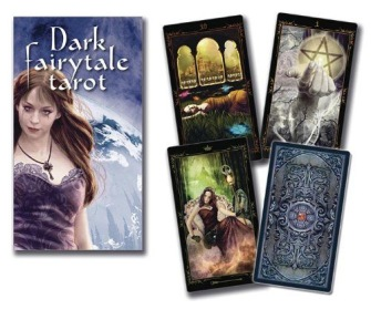 Dark Fairytale Tarot by Raffaele De Angelis - In English