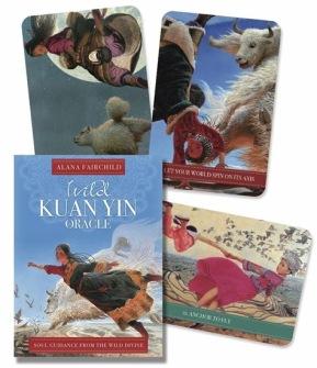 Alana Farichild - Wild Kuan Yin Oracle, New Edition - In English