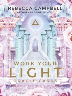 Work Your Light Oracle Cards  by Rebecca Campbell - In English
