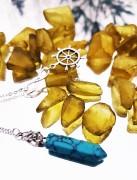 Pendulum Turquoise