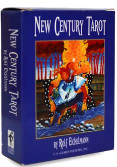 New Century Tarot Deck by Rolf Eichelmann -