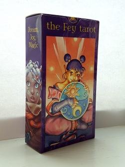 The Fey Tarot - Lo Scarabeo - in English - In English