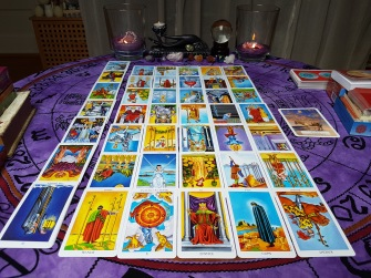 60 minute Tarot Reading, 2-3 situations/6 question - Pre-Recorded Video Reading - Reading In English
