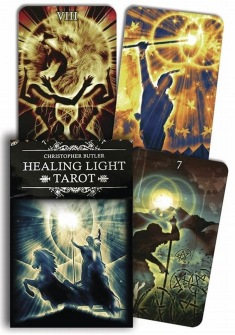 Healing Light Tarot  av Chris Butler - In English