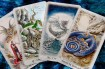 The Celtic Dragon Tarot Kit (With 78 - Cards)  av D. J. Conway, Lisa Hunt