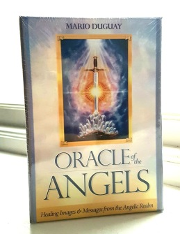 Oracle of The Angels by Mario Duguay - in English - In English