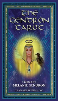 The Gendron Tarot Deck & Book Set [With 78 Cards] by Gendron Melanie - In English