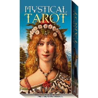 Mystical Tarot by Giuliano Costa - In English