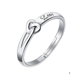 ONE SIZE 925 sterling silver ring