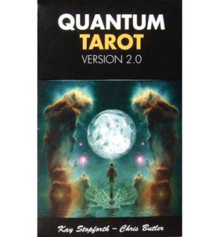 Quantum Tarot  Version 2.0 by Chris Butler - In English