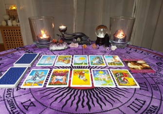 20 minute Tarot Reading, One situation/2 question - Pre-Recorded Video Reading - Reading In English