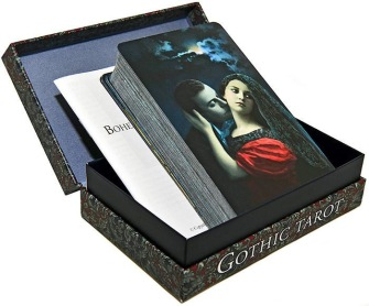 The Bohemian Gothic Tarot - English Deck - The Bohemian Gothic Tarot