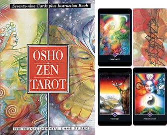 Osho Zen Tarot - English version ..01