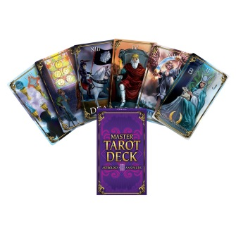 Masters Tarot Deck in English - by Astrology Answers