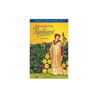 Exploring tarot using Radiant Rider-Waite Tarot by Pamela Colman-Smith - In English