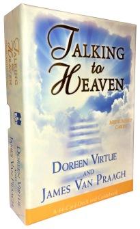 Talking to Heaven Mediumship Cards by James Van Praagh - In English