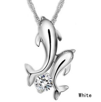 Dolphin necklace - Dolphin Necklace