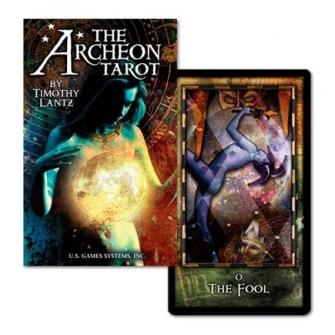 The Archeon Tarot Deck  av Timothy Lantz