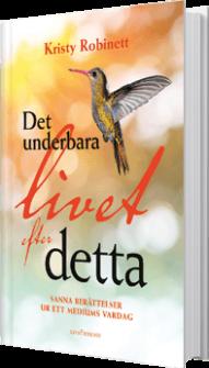 Det underbara livet efter detta: Sanna berättelser ur ett mediums vardag av Kristy Robinett - På Svenska