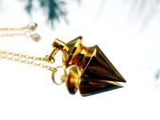 Classic Gold Egyptian Pendulum