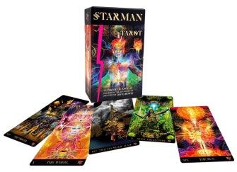 Starman Tarot by Davide De Angelis - Starman Tarot Deck