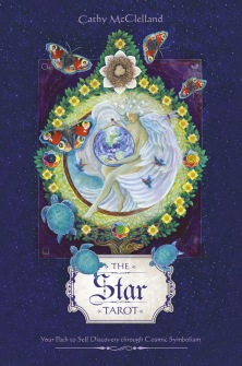 The Star Tarot  Your Path to Self-Discovery through Cosmic Symbolism by Cathy McClelland - In English