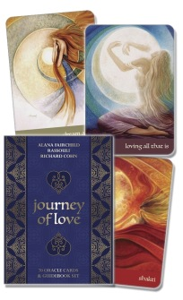 Alana Farichild -   Journey of Love Oracle  av Alana Fairchild, Richard Cohn - In English