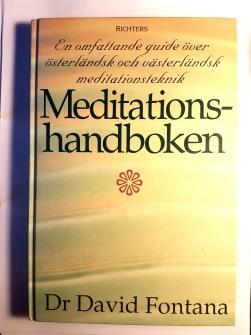 Meditationshandboken av Dr David Fontana - På Svenska
