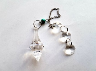 Crystal Pendulum -