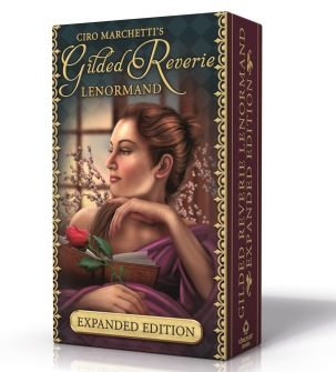 Gilded Reverie Lenormand in English -