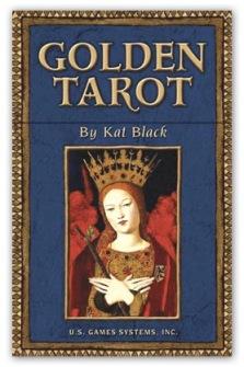 Golden Tarot by Kat Black - In English