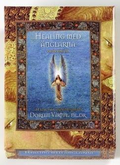 Healing med änglarna orakelkort av Doreen Virtue - På Svenska