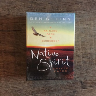 Native Spirit Orace Cards - Denise Linn - in English - In English