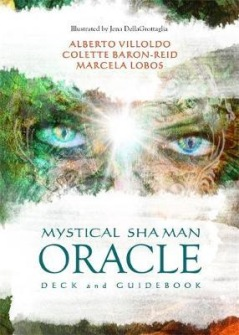 Mystical Shaman Oracle Cards  av Colette Baron-Reid, Alberto Villoldo, Marcela Lobos - In English